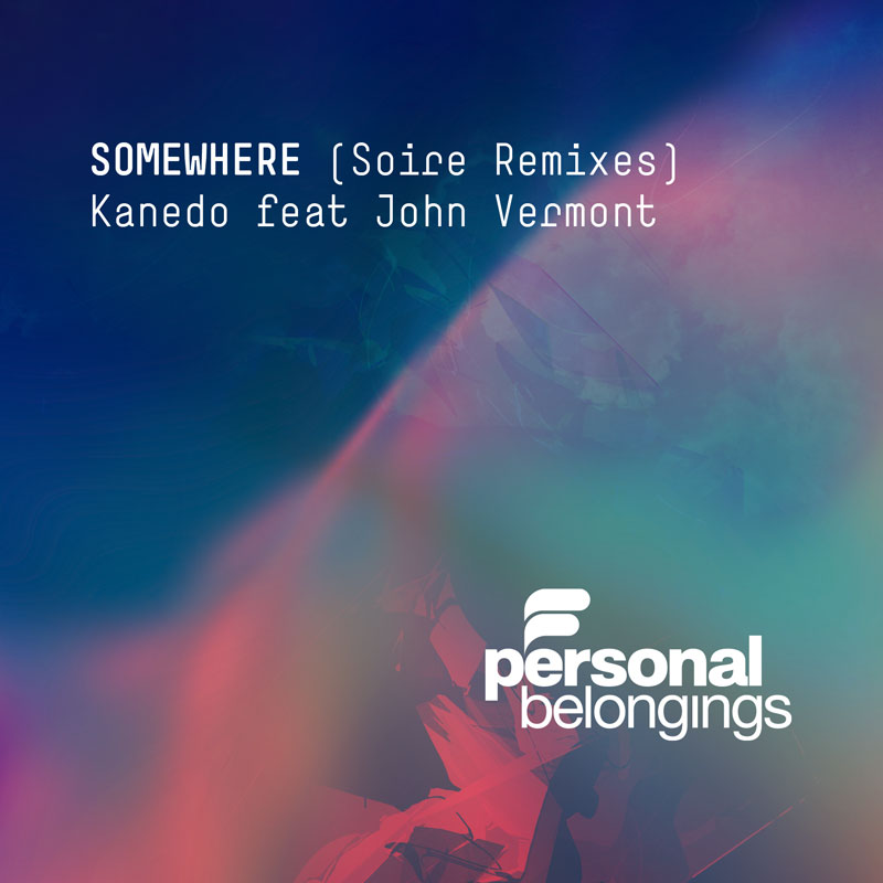 PB004 - Somewhere Remixes