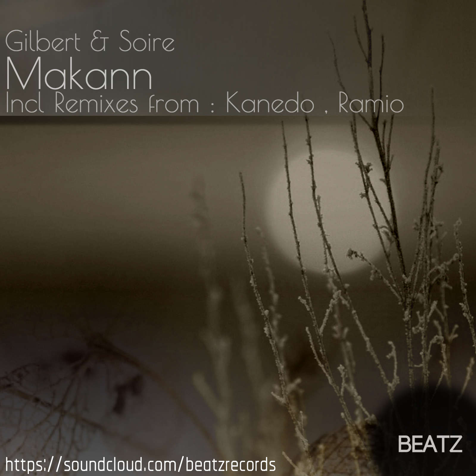 gilbert and soire - makann artwork